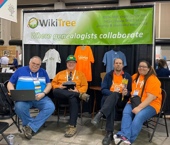RootsTech 2020 Wikitree