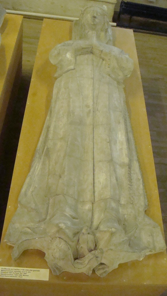Blanche sarcophagus
