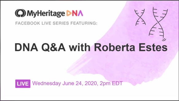 MyHeritage June Q&A