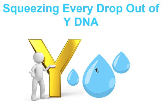 Free Y DNA Webinar at Legacy Family Tree Webinars