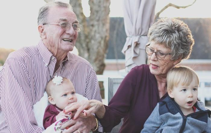 Les gènes des grands-parents aux petits-enfants
