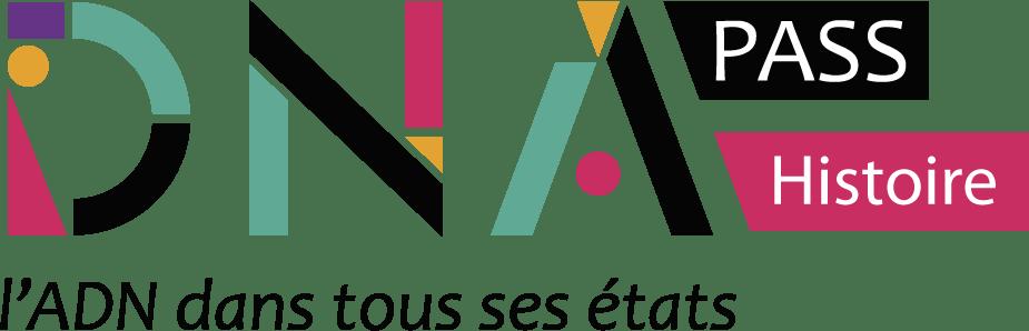 Logo de DNA Pass Histoire