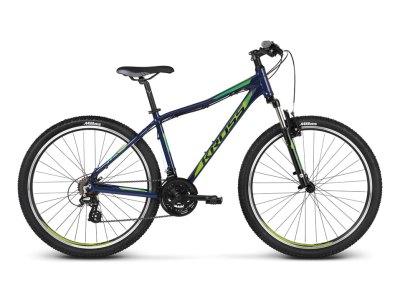 Bicicleta Montanha Kross Lea 2.0 Azul-Verde