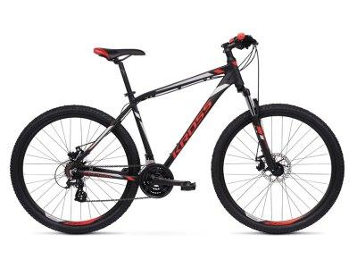 Bicicleta Montanha Kross Level 2.0 Azul-Branco 27''