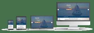 Best Times Financial website design