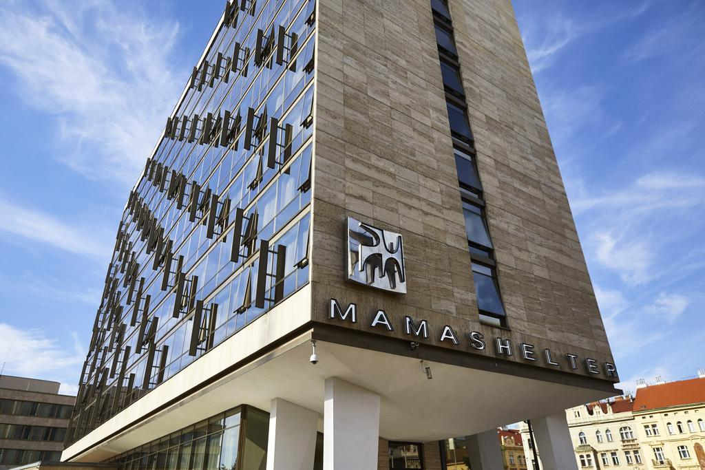 Mama Shelter Prague Hotel