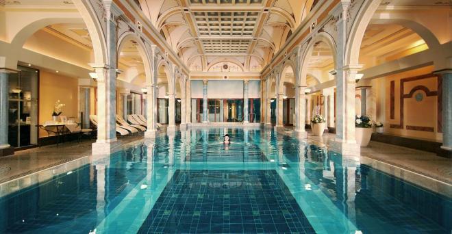 Grand Hotel Quellenhof   Bad Ragaz, Switzerland