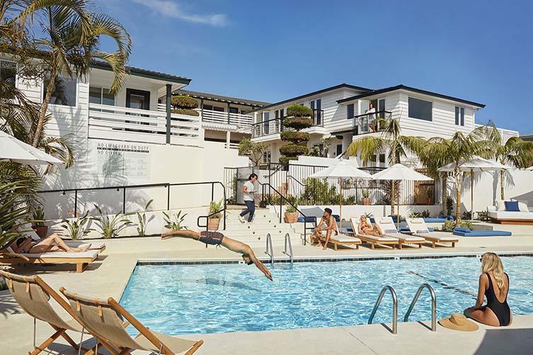 Hotel Joaquin, Laguna Beach, California