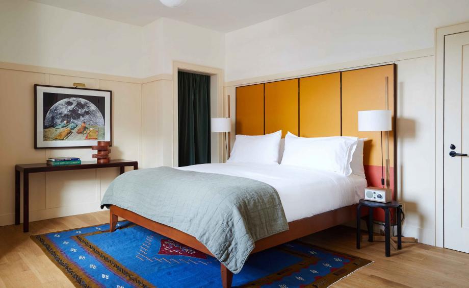 Hotel Kingsley, Kingston, New York