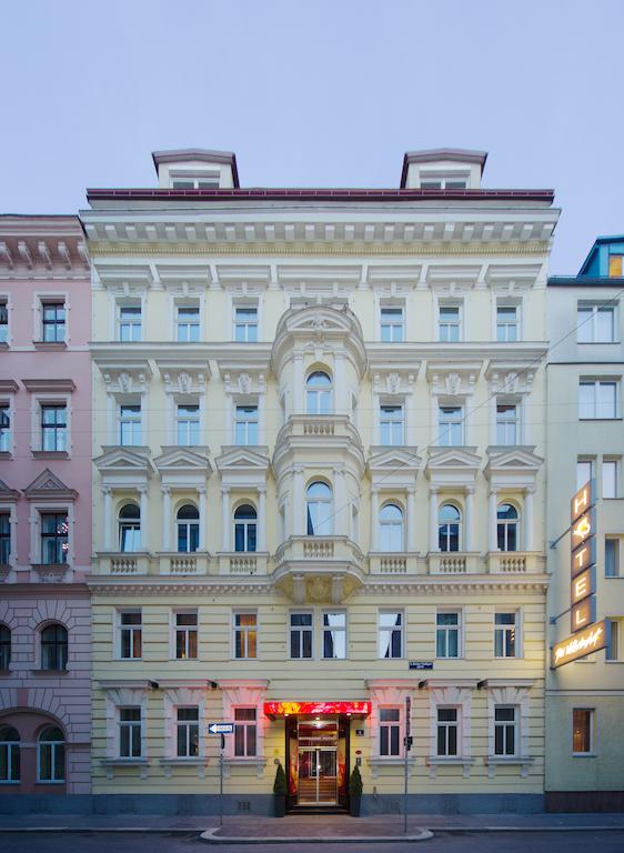 Hotel Der Wilhelmshof Vienna