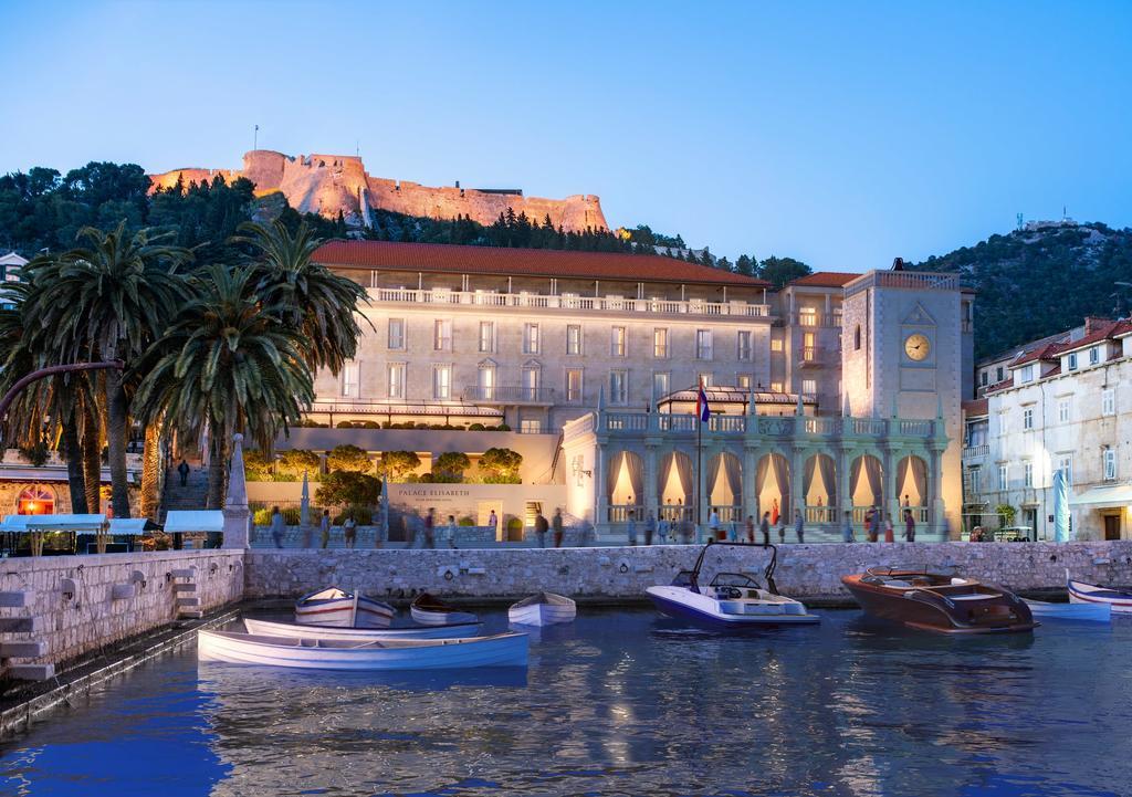 Palace Elisabeth, Hvar Heritage Hotel, Croatia