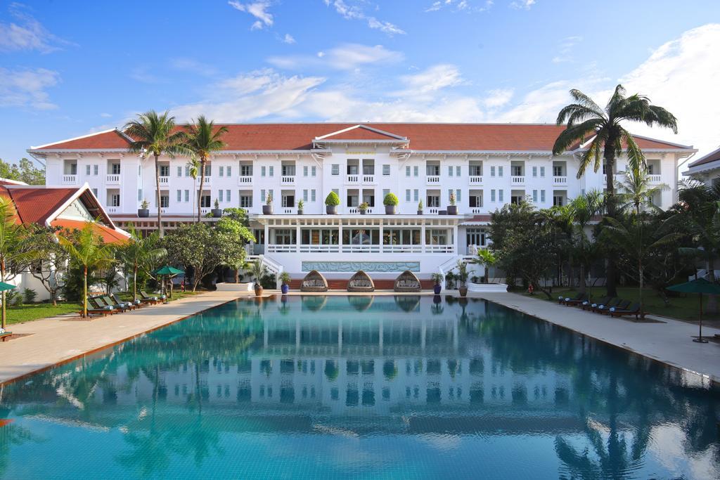 Raffles Grand Hotel d'Angkor, Siem Reap