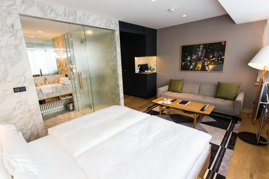 The Guesthouse Vienna design hotel