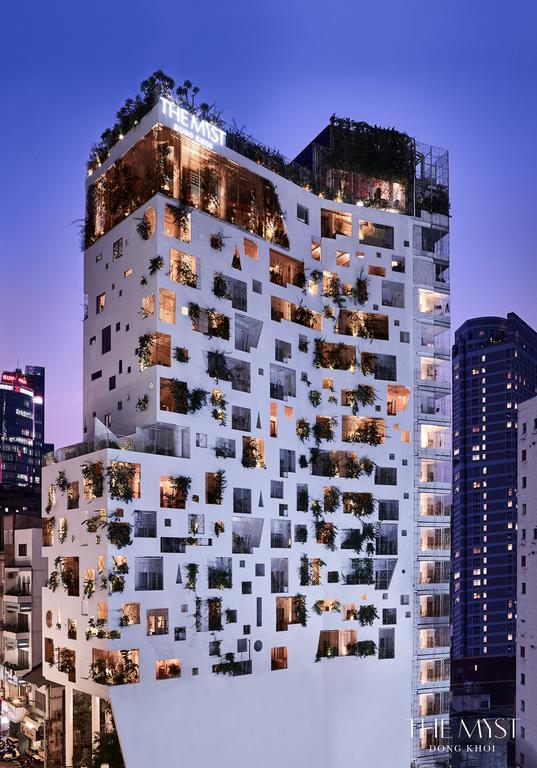 The Myst Dong Khoi Hotel Saigon