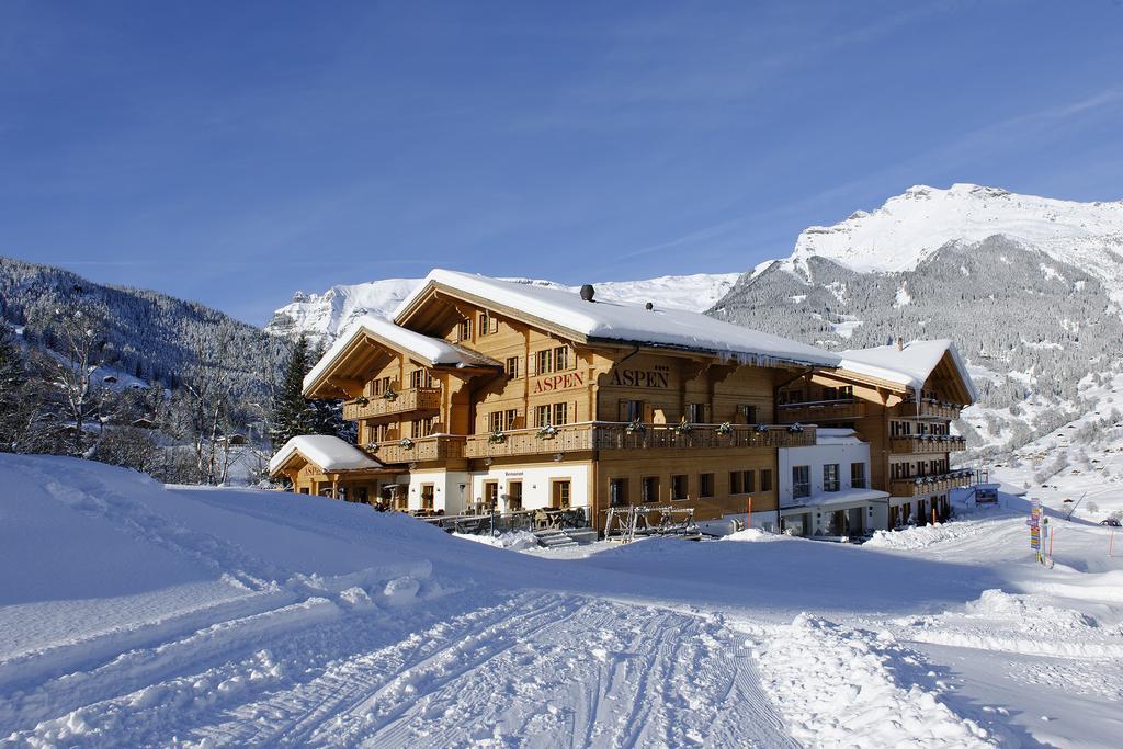 ASPEN alpine lifestyle hotel Grindelwald