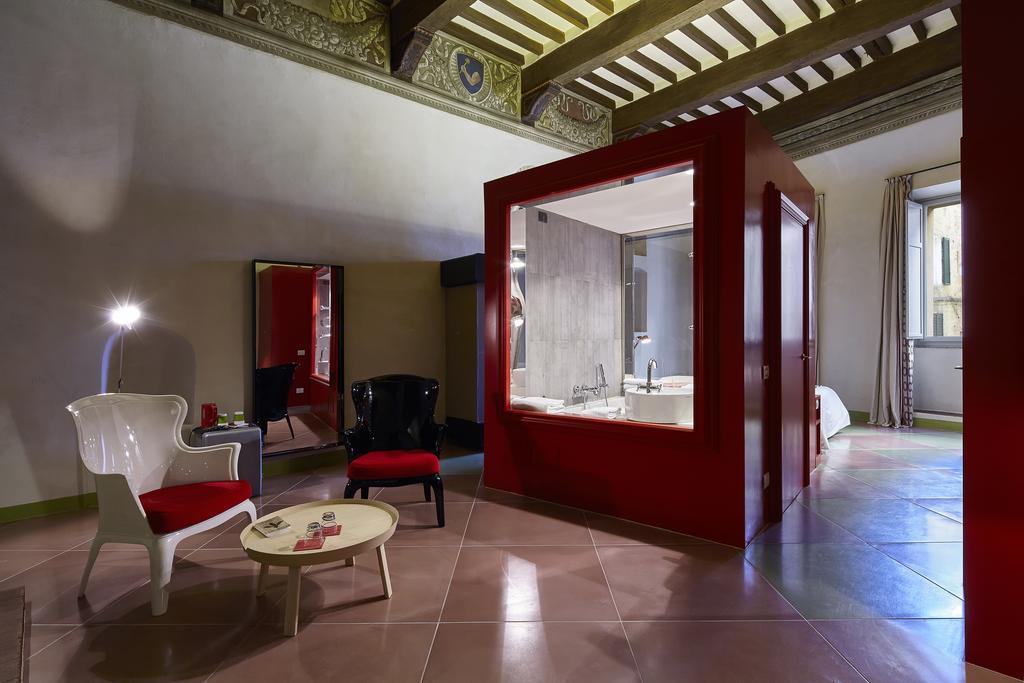 Palazzetto Rosso Siena