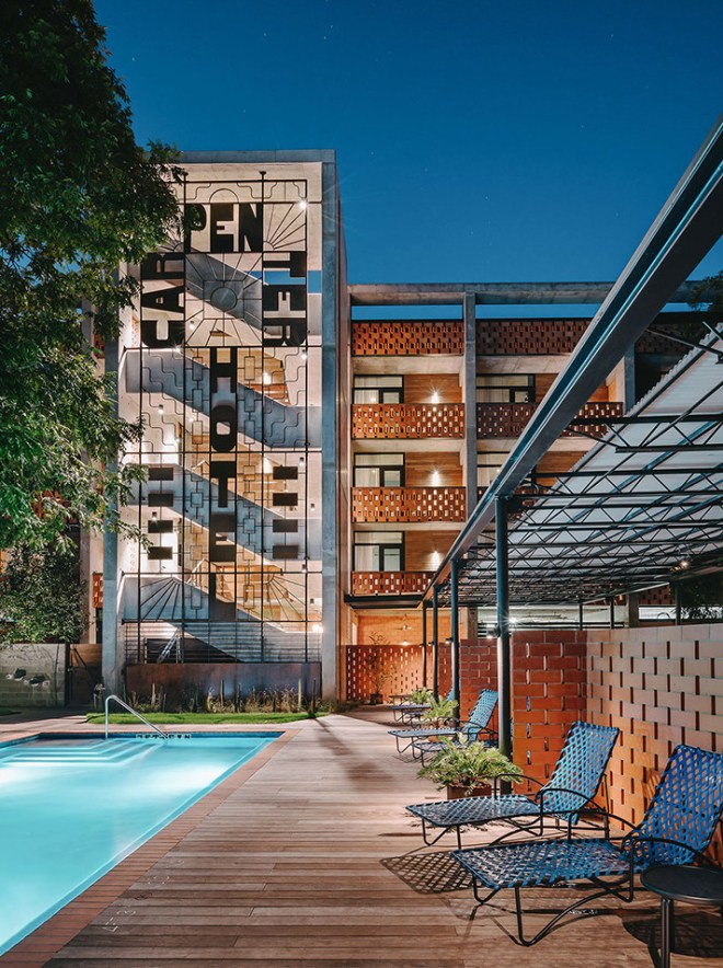 The Carpenter Hotel | Austin, Texas