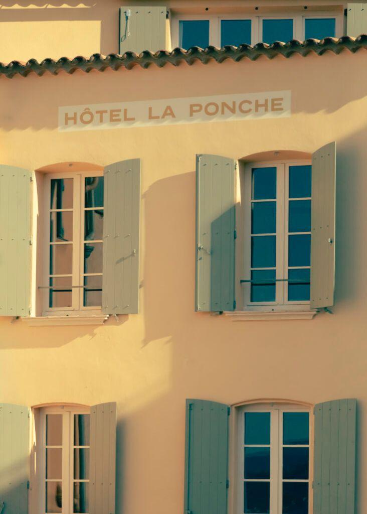 Hôtel La Ponche   Saint-Tropez