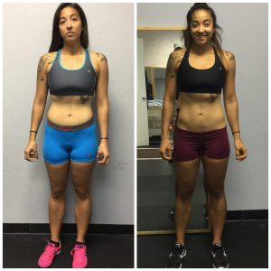 Kahlia Increased her Strength & Fitness level to her personal highest, in 90 days!
