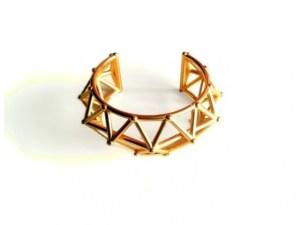Geo Spike Bracelet $92.13