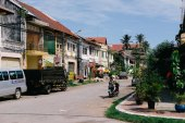 Kampot had some lovely architecture