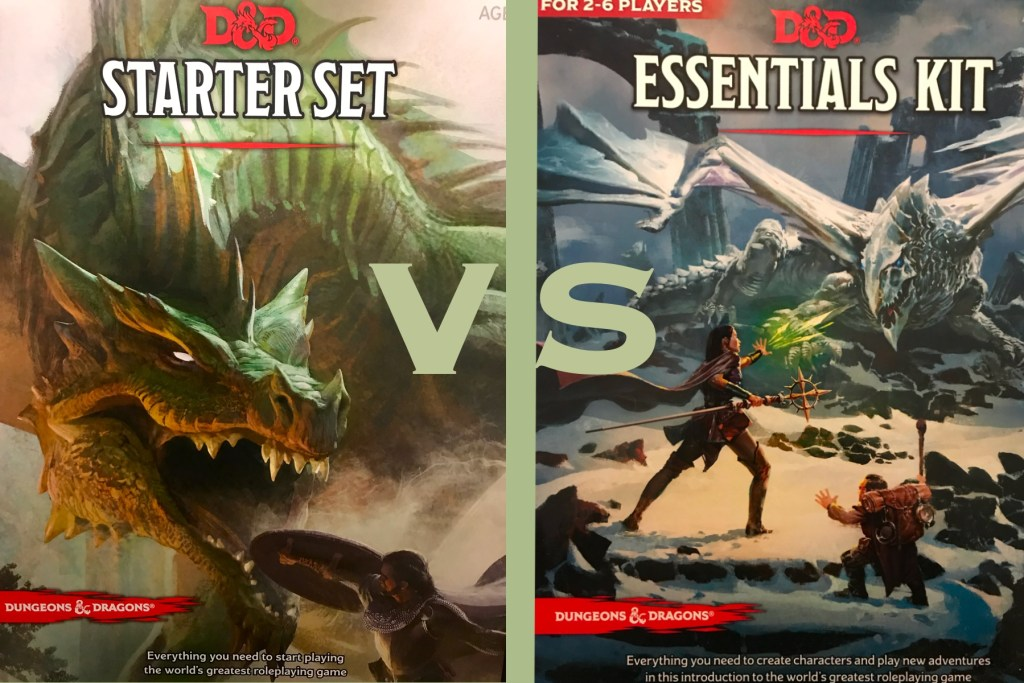D&d essentials starter set pdf to