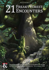 21 Freaky Forest Encounters