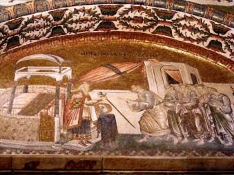 MosaicIstanbulKariyeMuseumTurkey