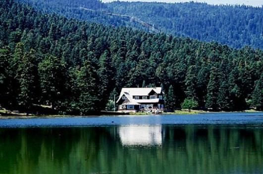 bursa-abant-gölü