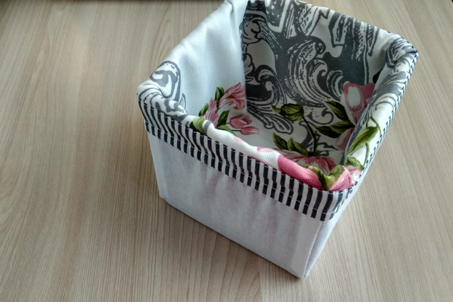 how to shelter a cloth box with your own hands