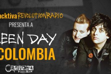 Green Day en Colombia
