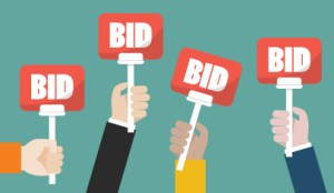 Sell your domain name at auction