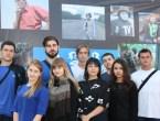 Студенты ДонНМУ приняли участие в митинге, посвященном Международному дню солидарности журналистов.�