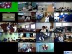 Донецкий онкоцентр впервые поучаствовал в телеконференции лечебных учреждений онкологического профиля Российской Федерации