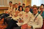 Студенты ДонНМУ им. М. Горького – участники 1-ой Межреспубликанской олимпиады по педиатрии (г. Луганск)