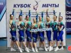 Наши студенты успешно выступили на Всероссийском турнире по спортивной аэробике