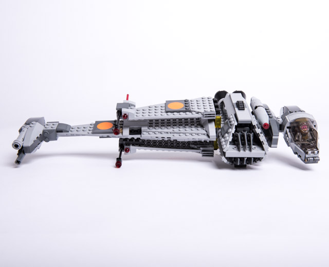 LEGO Star Wars B Wing 75050   Pley   Buy or Rent the coolest toys     Star Wars B Wing