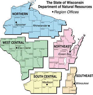 Community Financial Assistance Staff Contacts Wisconsin DNR