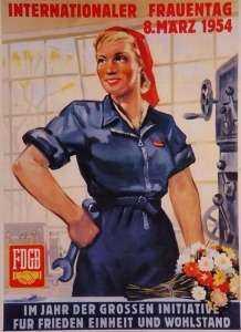 Международный женский день. История возникновения.