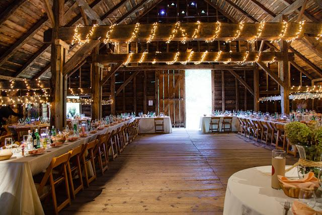 Barn Getting Married