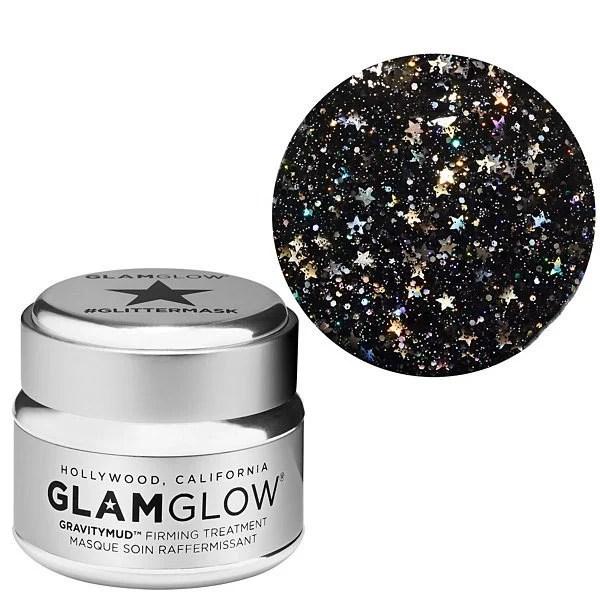 GLAMGLOW #GlitterMask GravityMud Firming Treatment