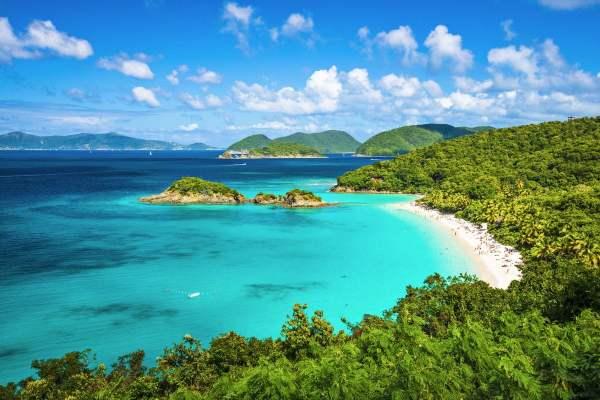 Virgin Islands National Park – Saint John, US Virgin Islands