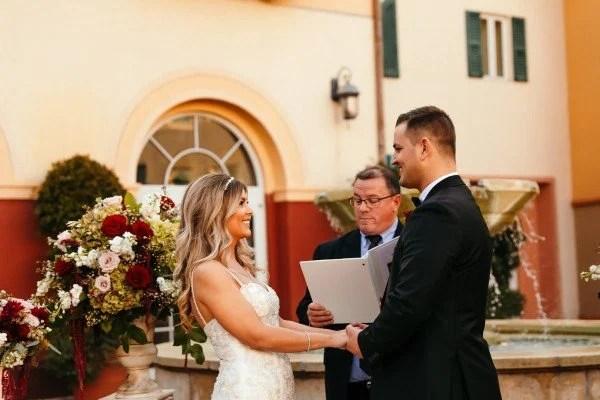 Erik & Alex's Romantic, Italian-Inspired Wedding
