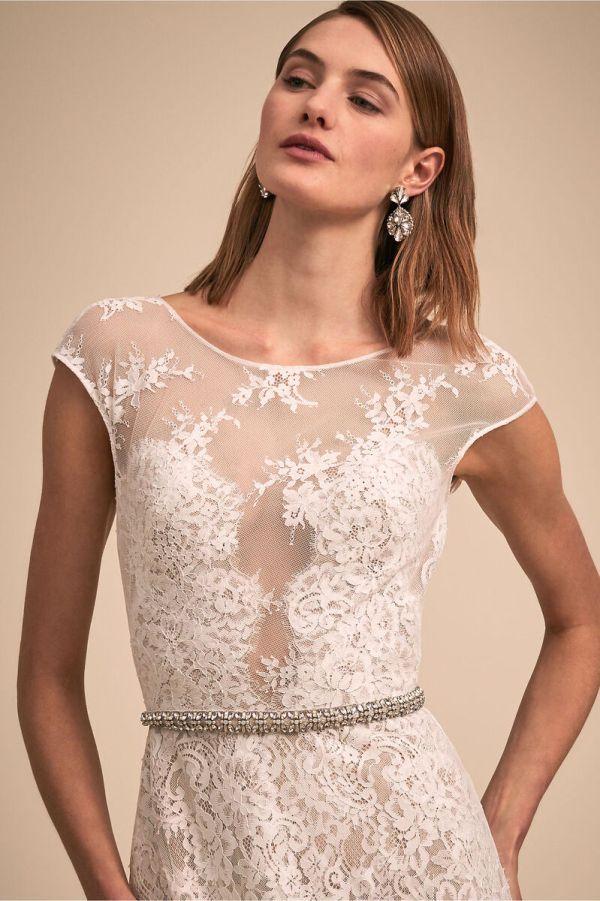 Theia Bridal Felicia Gown ($400)