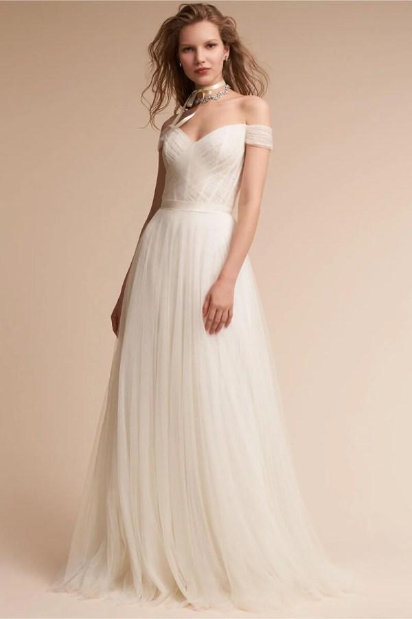 BHLDN Watters Heaton Gown ($500)