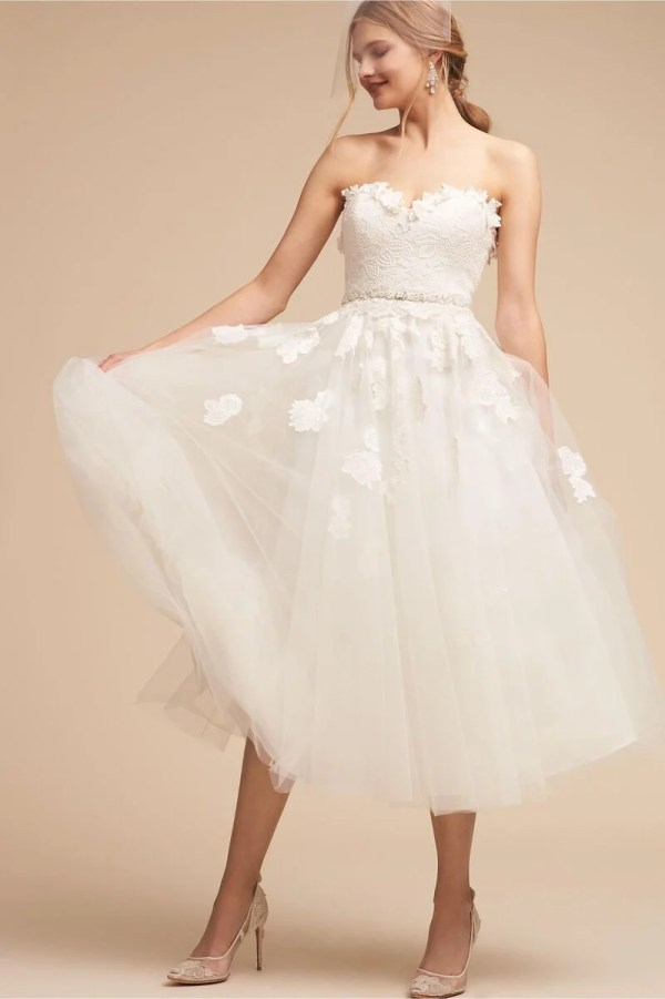 BHLDN Watters Felicity Gown ($400)