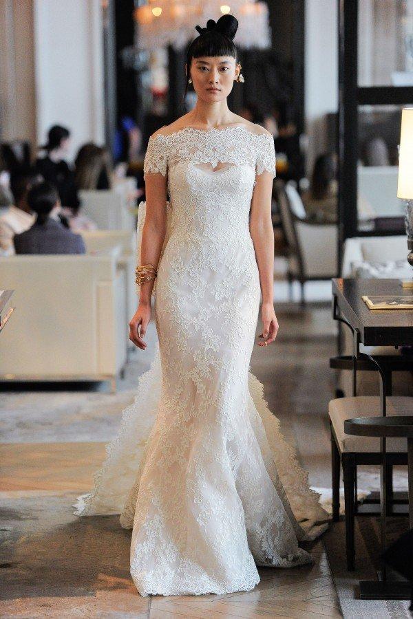 Bridal Fashion Week: Ines Di Santo