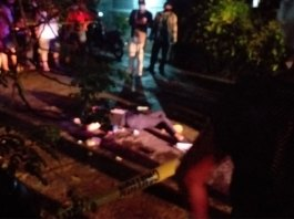 BACOLOD CITY, Negros Occidental, Philippines - A woman was shot dead in a residential area here as night started to fall over this city.