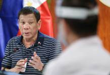 President Rodrigo Duterte has extended the state of calamity over the country until 12 September 2021, or a period of one year from 13 September 2020.