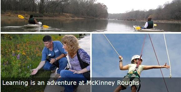 Mckinney roughs moonlight float